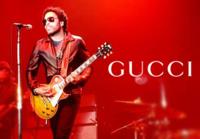 Lenny Kravitz vestido de Gucci en su próxima gira