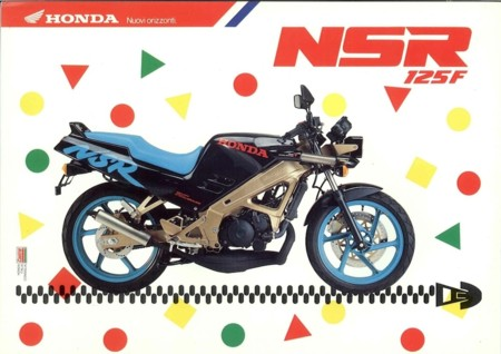 Honda NSR125F