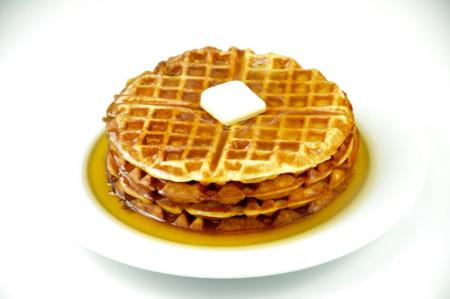 La interesante historia de los waffles
