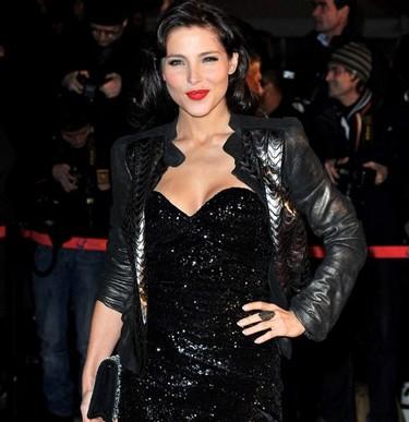 Elsa Pataky, super-rockera en Cannes