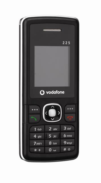 Vodafone 125 y 225, ultrabaratos desde China
