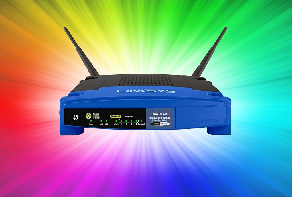 Casi por accidente: así es como el Linksys WRT54G se convirtió en el router más legendario de la historia