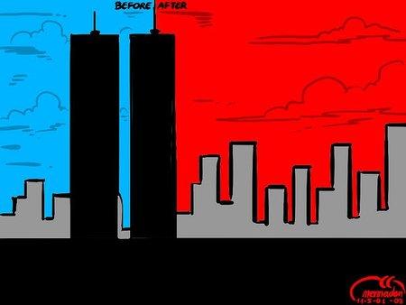 A diez años del atentado a las Torres Gemelas