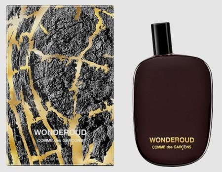 Wonderoud es la nueva fragancia de COMME des GARÇONS