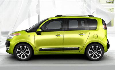 Citroën C3 Picasso, precios, motores y equipamiento en España