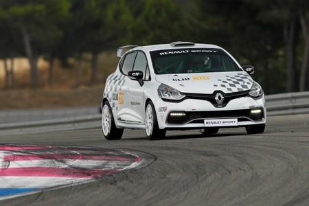 Renault presenta el nuevo Clio de la Copa