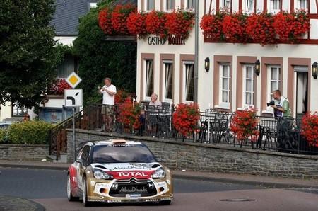 Rallye de Alemania 2013: Dani Sordo nuevo líder tras el abandono de Latvala