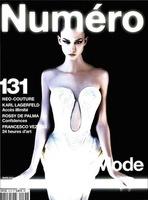 Saskia de Braw y Karlie Kloss protagonizan el yin y el yang en Numéro París