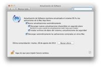 Cómo modificar el tiempo que tarda OS X en comprobar las actualizaciones del sistema