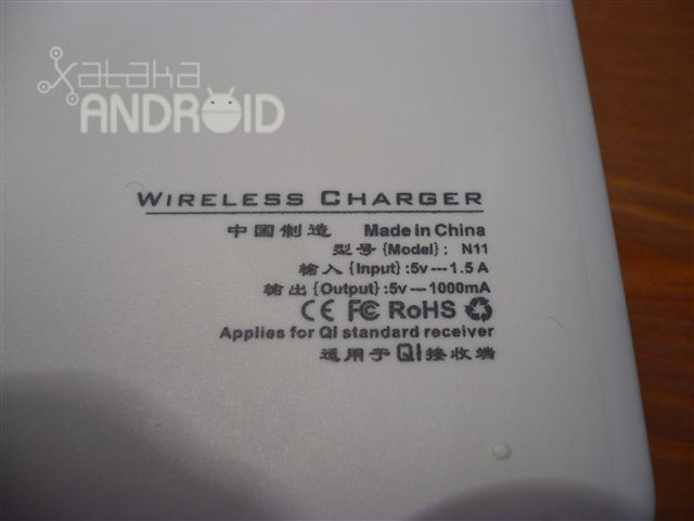 Foto de Wireless Power Bank 4800 mAh (9/13)