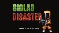 'Biolab Disaster'. Acción retro creada con HTML 5 y Javascript