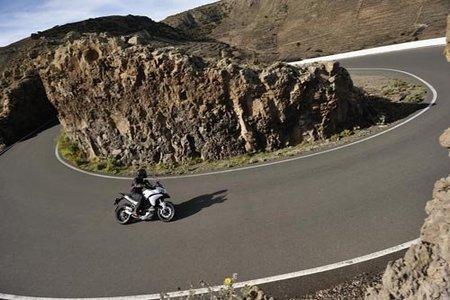 Ducati Multistrada 1200 S Touring, carretera ratonera no es sinónimo de diversión