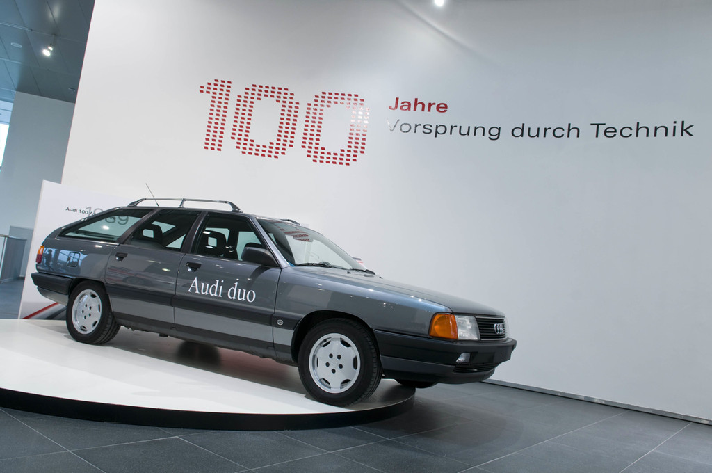 Foto de Audi Duo (1/12)