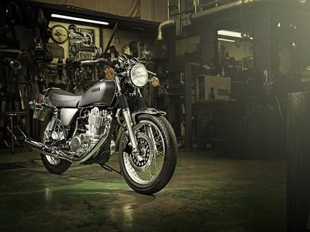 Yamaha SR400, el precio de un capricho