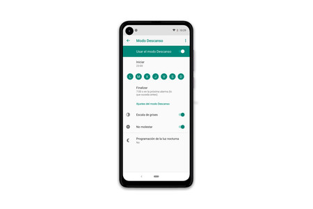 Motorola One Action Modo