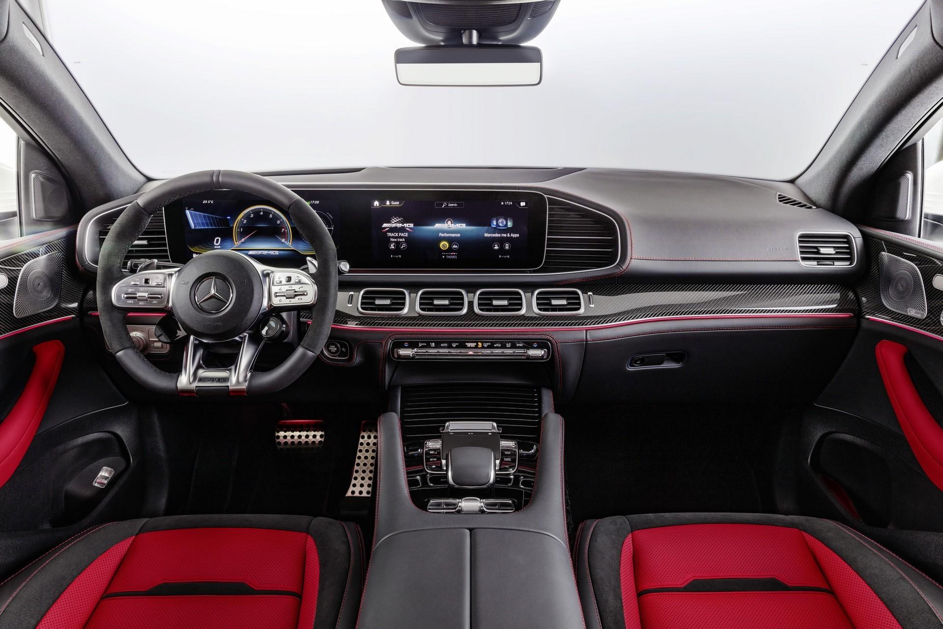 Foto de Mercedes-Benz GLE Coupé 2020 (47/52)