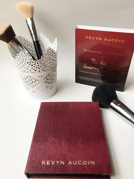 Kevin Aucoin Paleta Contouring 13