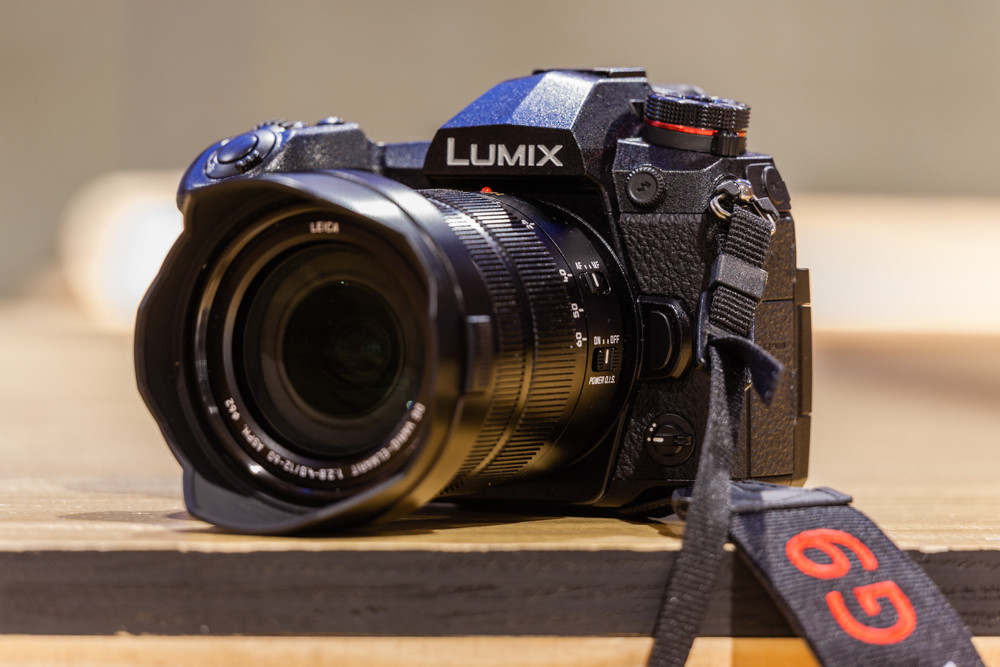 Foto de Panasonic Lumix G9 (1/41)