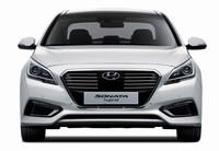 Hyundai Sonata Hybrid: Primeros detalles