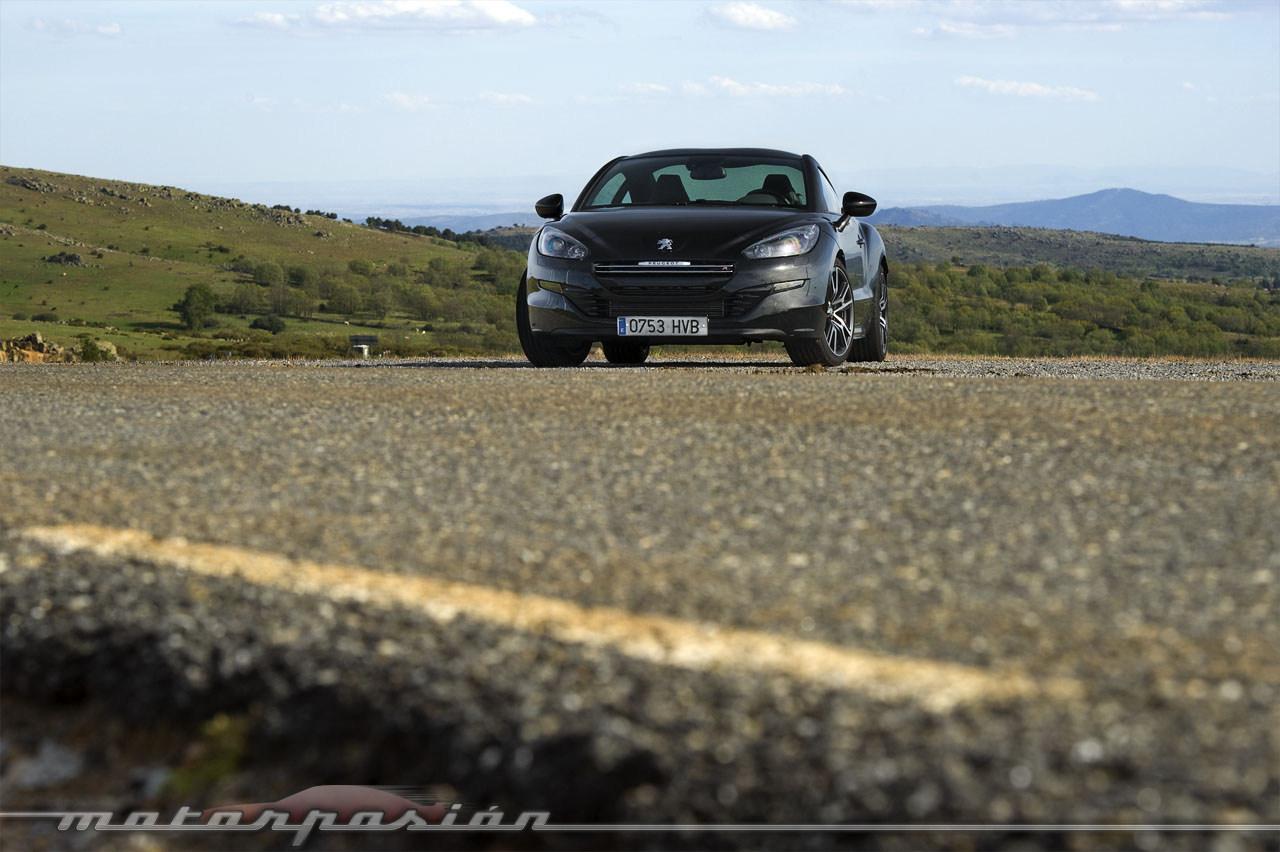 Foto de Peugeot RCZ R (prueba) (1/35)