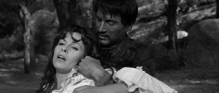 Paul Newman y el western (III): 'Cuatro confesiones' de Martin Ritt