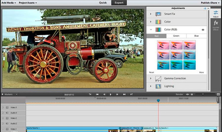 Adobe Elements 11