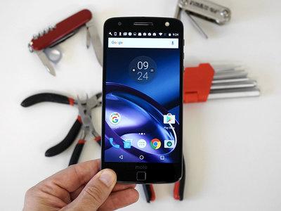 El Moto Z2 sería el buque insignia que presentaría Motorola en 2017, según rumores