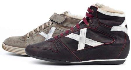 Colección de zapatillas Munich para el otoño-invierno 2011-12