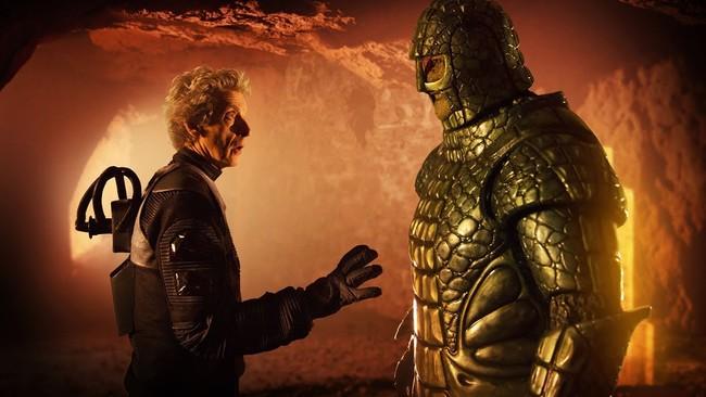 Doctor Who Ice Warriors