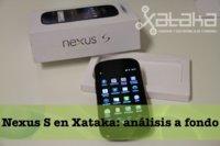Nexus S, análisis del nuevo teléfono Google (I)