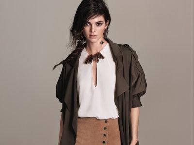 Mango presenta la campaña al completo: Kendall Jenner y su Tribal Spirit