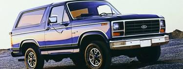 Ford Bronco: así ha evolucionado el todoterreno que quiso robarle clientes a Jeep con una propuesta más familiar