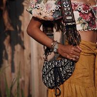 El bolso Saddle de Dior portagoniza la campaña de influencers más grande de Instagram con más de 100 looks