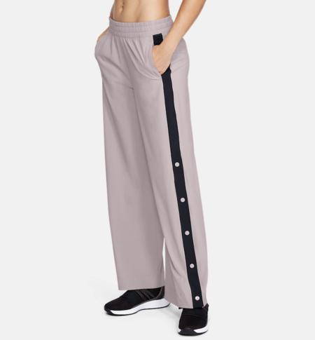 Pantalon De Pernera Ancha Ua Recover Woven