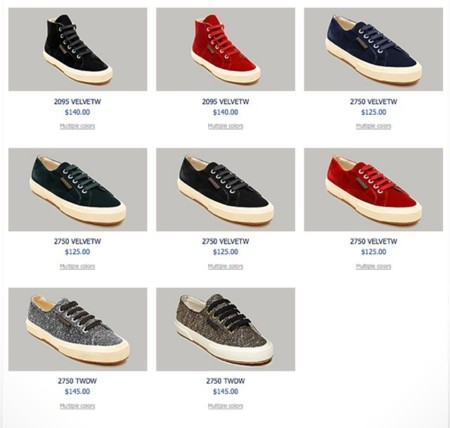 man repeller superga