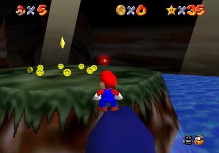 Super Mario 64 Mundo6 Estrella1 02