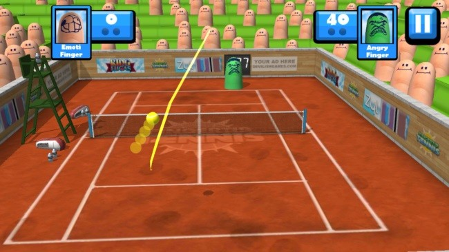 Fingertip Tennis 02