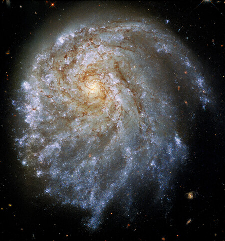 Hubble Imagen