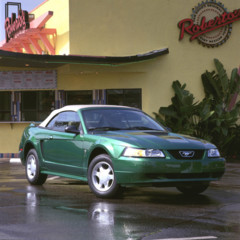 Foto 3 de 70 de la galería ford-mustang-generacion-1994-2004 en Motorpasión