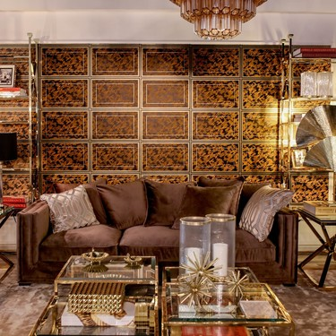 La firma de decoración de lujo Eichholtz elige Barcelona para abrir su primera tienda en la UE