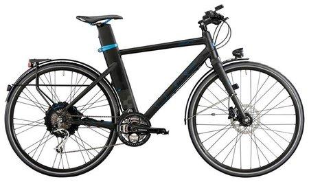 Cube EPO FE es la bicicleta eléctrica para los amantes de los diseños clásicos