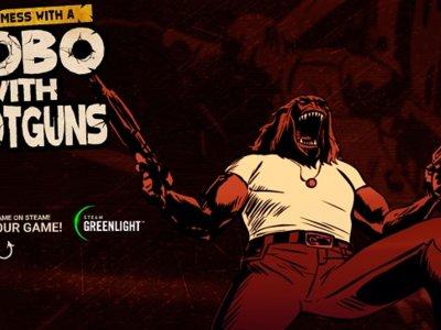 "El juego mexicano ""Lobo With Shotguns"" llega a Greenlight"