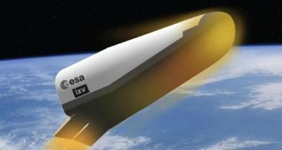 ¿Para qué sirve IXV, el vehículo experimental de la ESA para la reentrada en la Tierra?