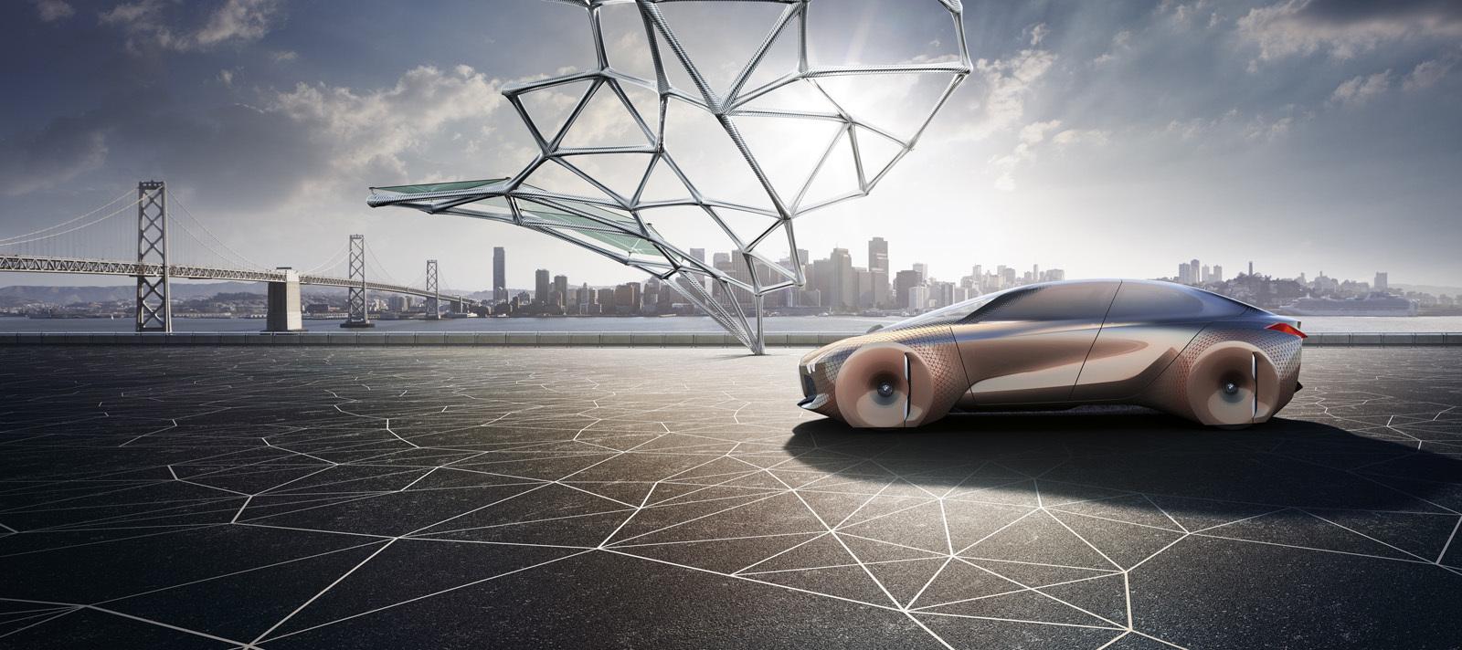 Foto de BMW Vision Next 100 (4/40)