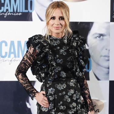 Marta Sánchez le copia el look a Sara Carbonero en menos de un mes, descubre a quién le queda mejor