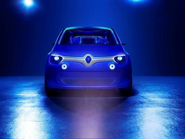 Renault Twin'Z Concept-Car, vista frontal
