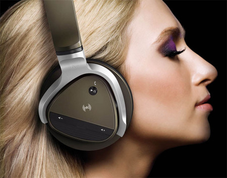 Creative Aurvana son inalámbricos, con NFC y cancelación de ruido