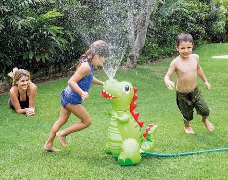 Ideas De Juegos Para Ninos Divertidos Y Refrescantes Para El Verano