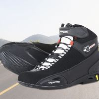 Botas Vquattro Supersport Vented: Seguridad y diseño para tus pies por menos de 150 euros