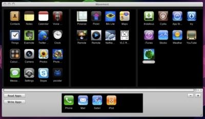 Movement, ordena las aplicaciones de tu iPhone o iPod Touch desde tu Mac